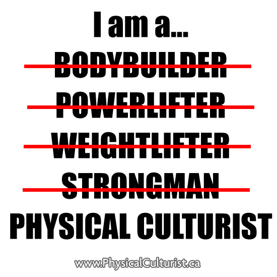 what is a physical culturist?
