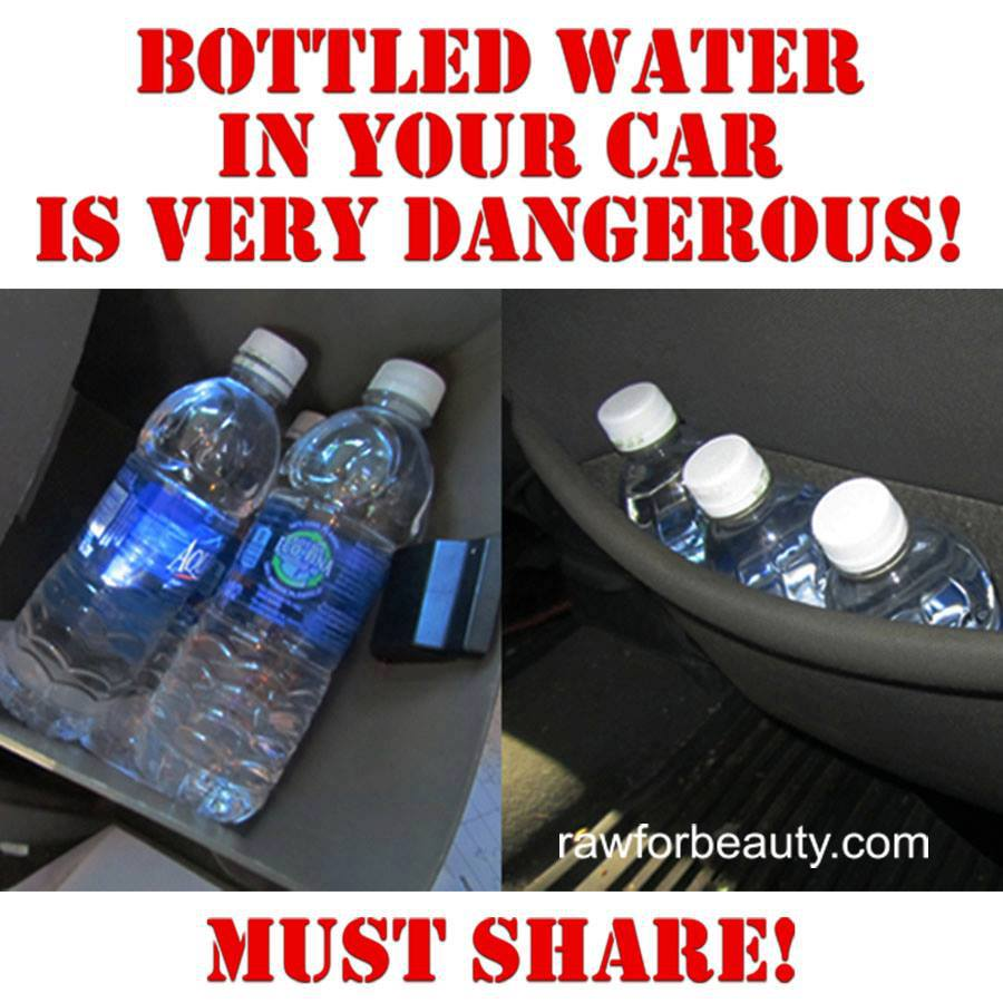 The Dangers of Using Plastic Water Bottles