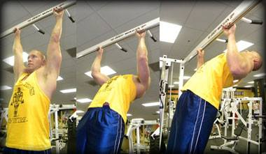 Sternum Chin-Ups (by T-Nation.com)