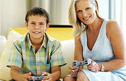 Video games help older adults' memory