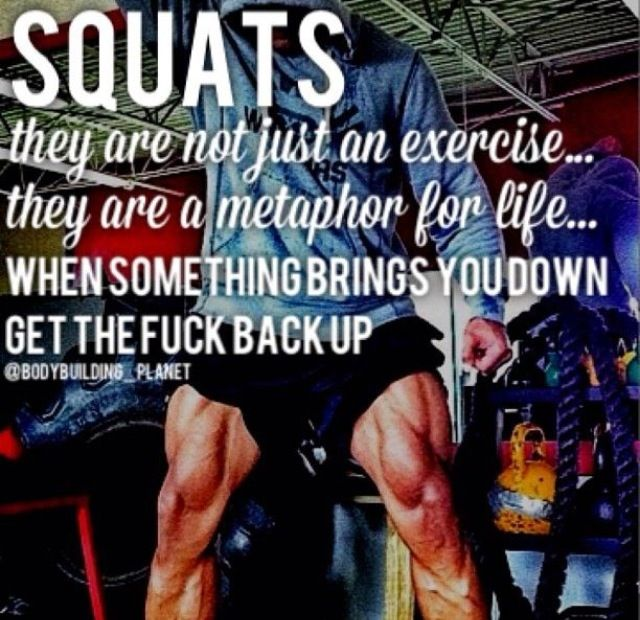 Amazing Why Squatting Makes You Better At Life Physical Culturist