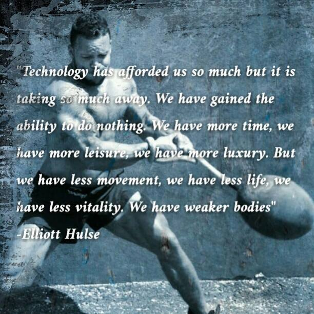 elliott hulse on technology