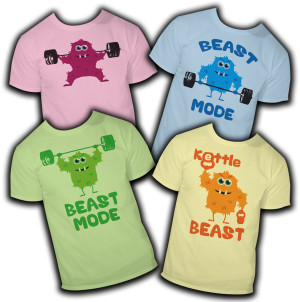cute-beast-mode-tees