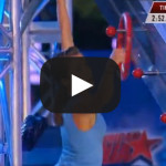 VIDEO: Former NCAA Gymnast Becomes 1st Woman to Finish 'American Ninja Warrior' Course