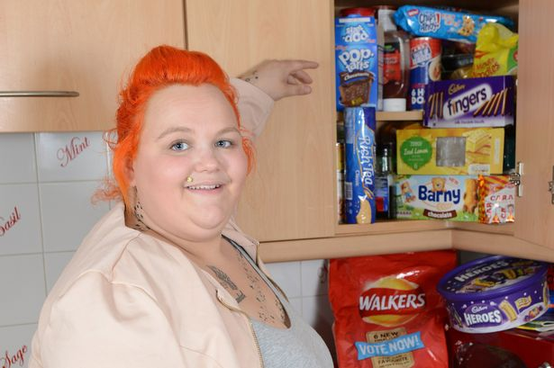 NEWS: 350-Pound Woman on Welfare: I'm Obese Because I Don't Get Enough Government Money