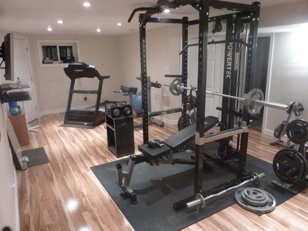 5 awesome benefits of having a home gym physical culturist - Images of home gyms ...