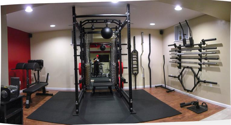 crossfit garage gym ideas - 5 Awesome Benefits Having A Home Gym