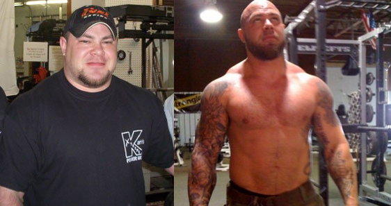 From Fat Ass to Bad Ass by Jim Wendler
