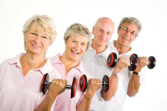 Muscle Mass Extends Life Expectancy