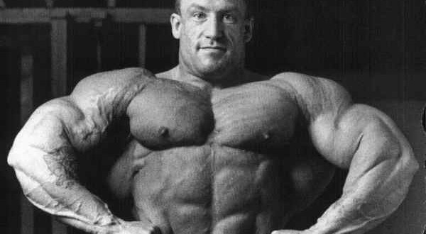 Dorian Yates Training Philosophy