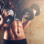 girl-lean-torso-lifting-dumbbells