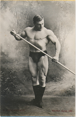 Why Should We Be Strong? By George Hackenschmidt, 1908, The Way to Live in Health and Physical Fitness