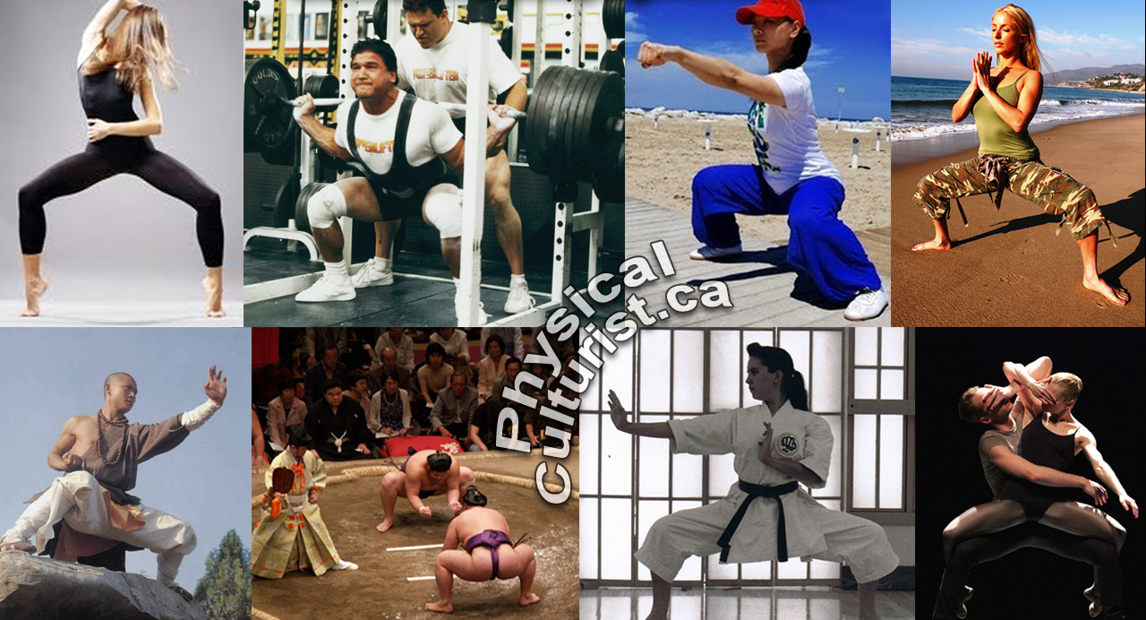 The Squat: The Universal Movement