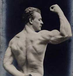 Old Time Strongman Diets