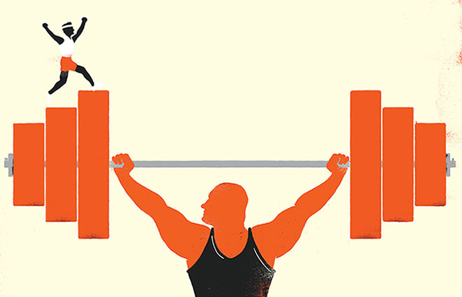 How the Other Half Lifts: What Your Workout Says About Your Social Class