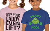 Kids and Toddlers Apparel