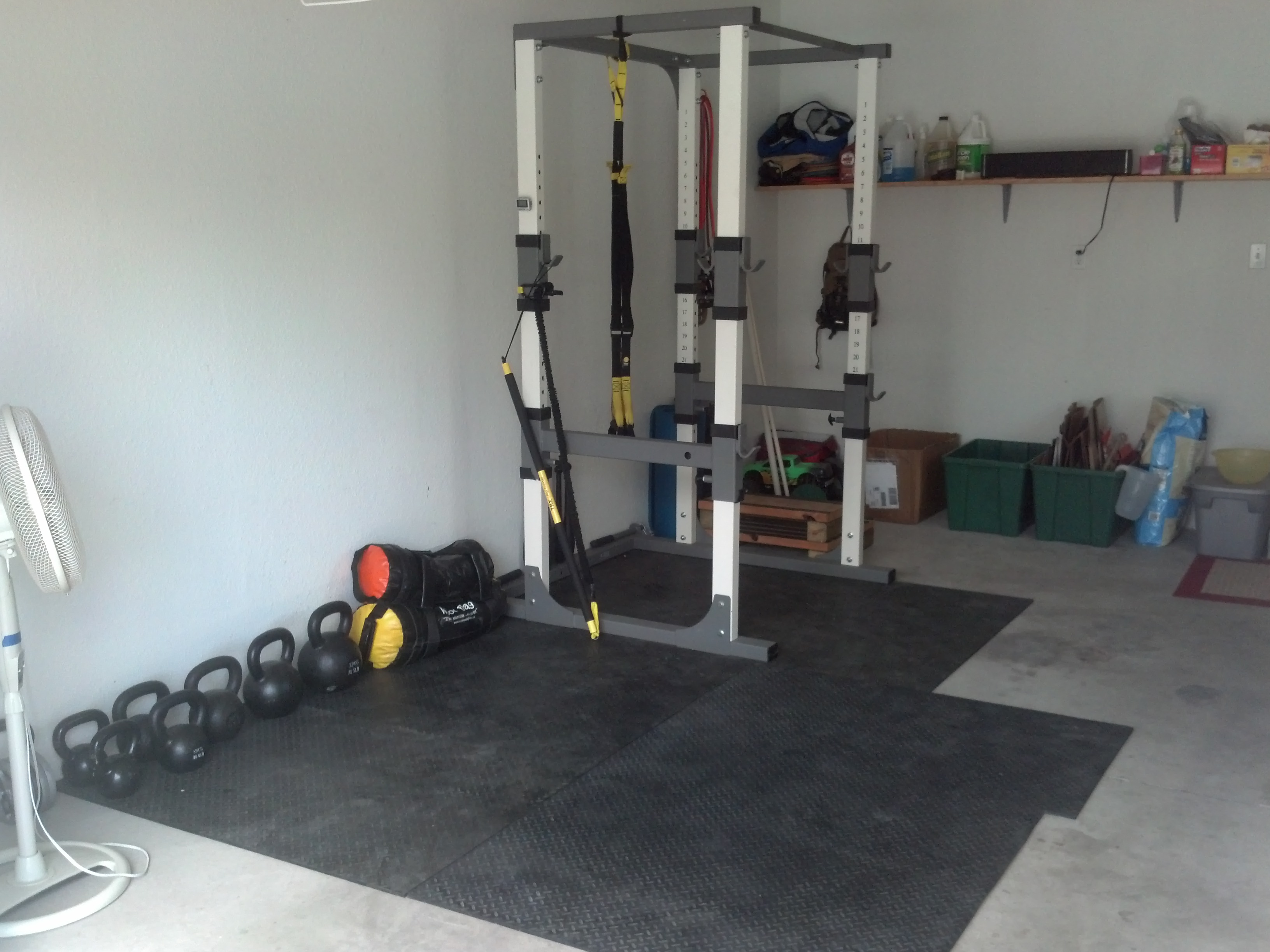 benefits and advantages of home gym