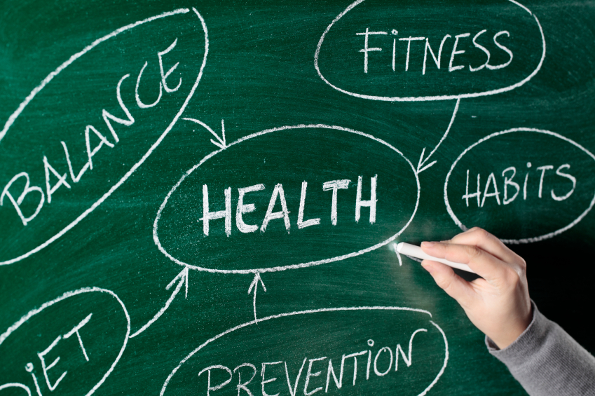 Lack of exercise is a major cause of chronic diseases