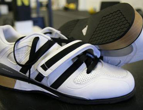 History of Weightlifting Shoes